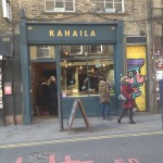 Kahaila coffee shop